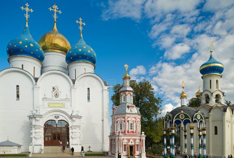 Sergiev Posad stockfotografie