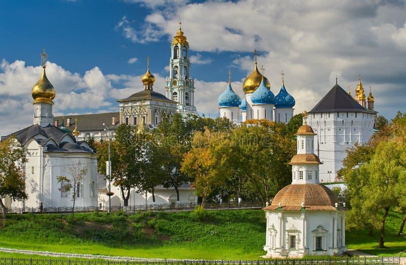 Sergiev Posad imagen de archivo
