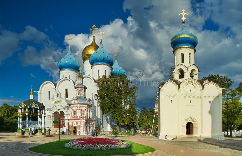 Sergiev Posad lizenzfreies stockbild