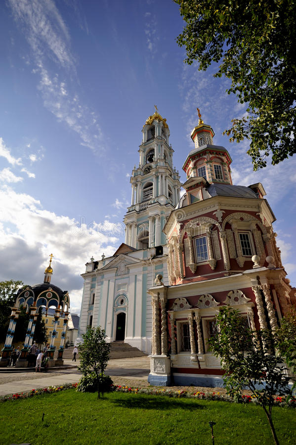 Free Sergiev Posad Monastery Stock Images - 10438554