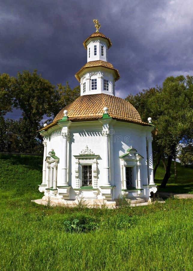 Sergiev Posada, Rosja (UNESCO światowe dziedzictwo) obrazy stock