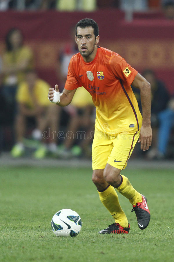 Sergio Busquets images stock