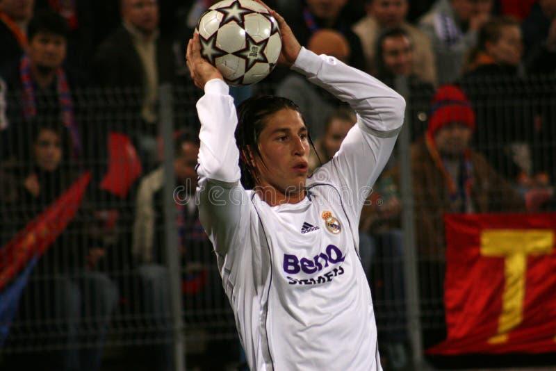 Sergio Ramos fotos de archivo
