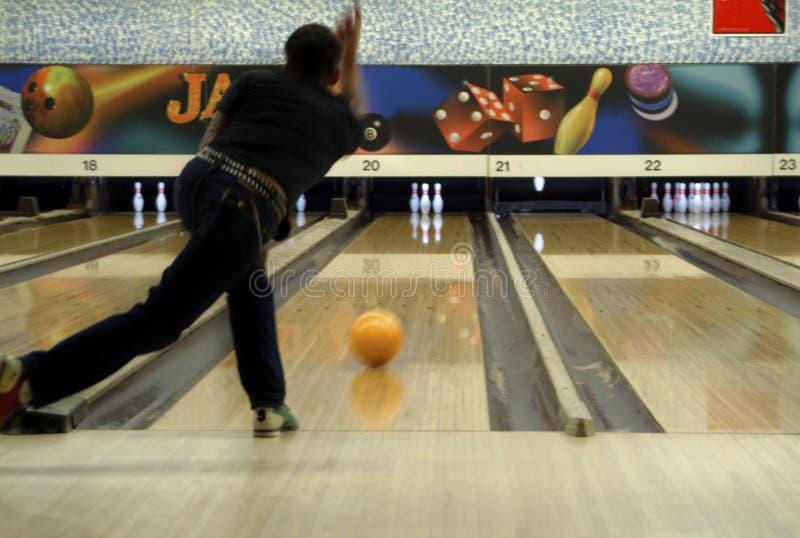 Serie 02 di bowling immagine stock