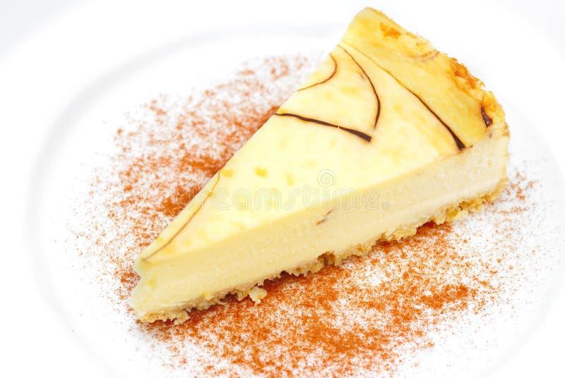 Serie 04 del pastel de queso fotos de archivo