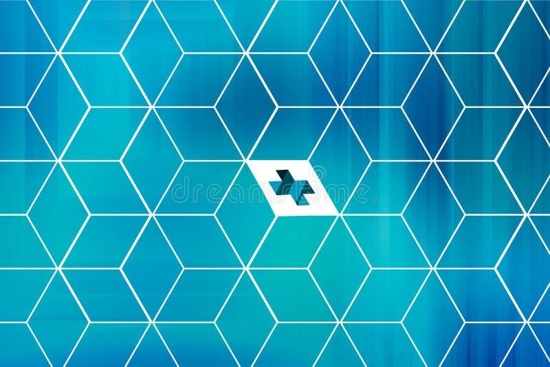 Serie abstracta médica 10 del concepto del fondo imagen de archivo libre de regalías