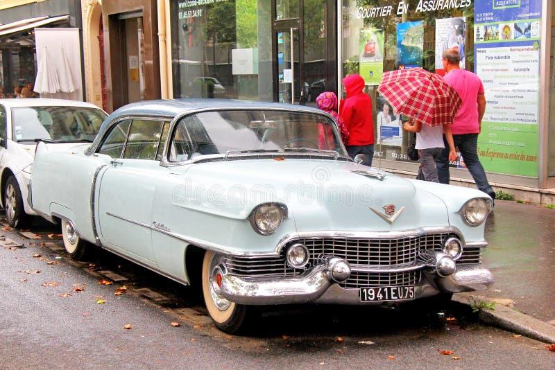 Serie 62 de Cadillac imágenes de archivo libres de regalías