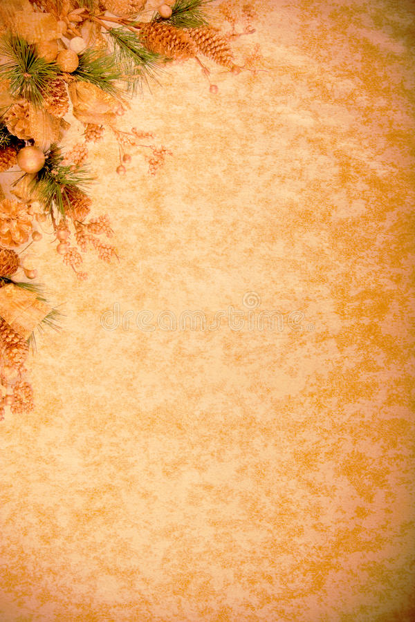 Serie de Desing de la Navidad de la vendimia fotografía de archivo