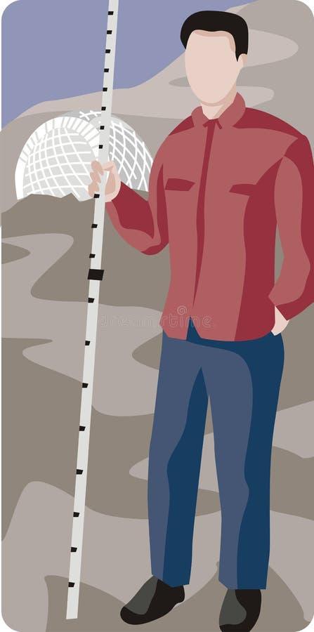 Serie de la ilustración de la geología libre illustration
