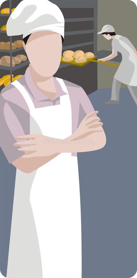 Serie de la ilustración de la profesión libre illustration