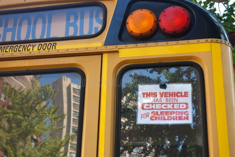Serie del autobús escolar - 1 imagen de archivo