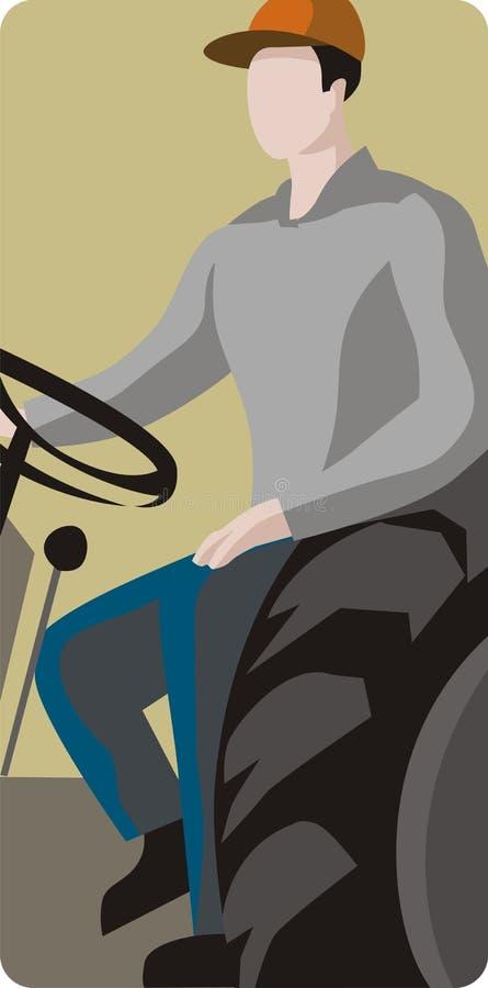 Serie dell'illustrazione di professione royalty illustrazione gratis