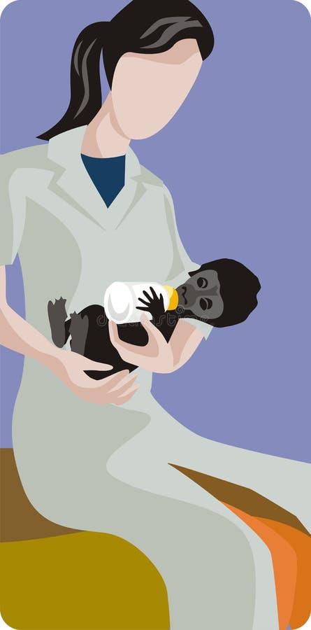 Serie dell'illustrazione di zoologia royalty illustrazione gratis