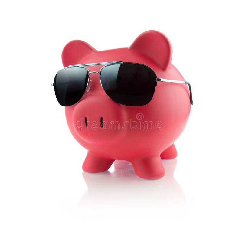Serie della Banca Piggy fotografia stock