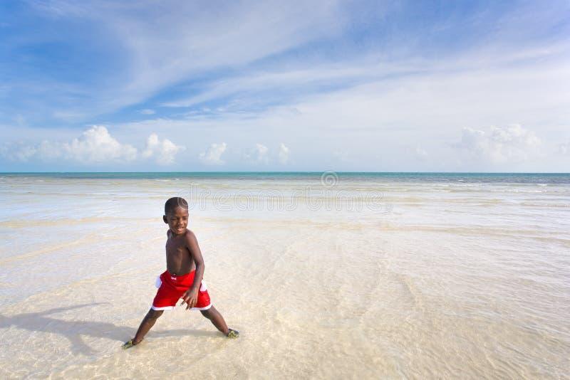 Serie della spiaggia - diversità immagini stock libere da diritti