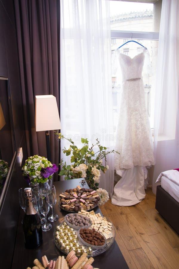 Serie delle spose fotografia stock libera da diritti