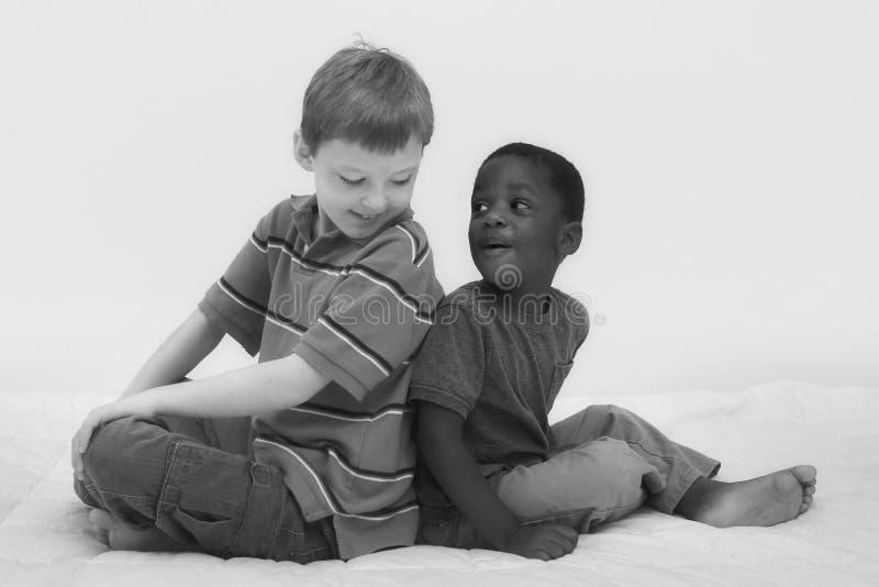 Serie di diversità fotografia stock libera da diritti