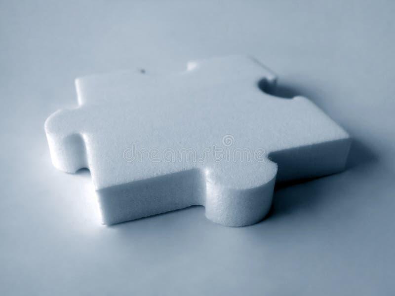 Serie di puzzle fotografia stock