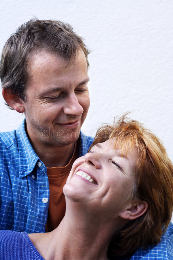 Serie felice delle coppie immagini stock libere da diritti