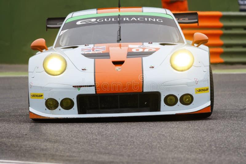 Serie Imola de Le Mans del europeo imagenes de archivo