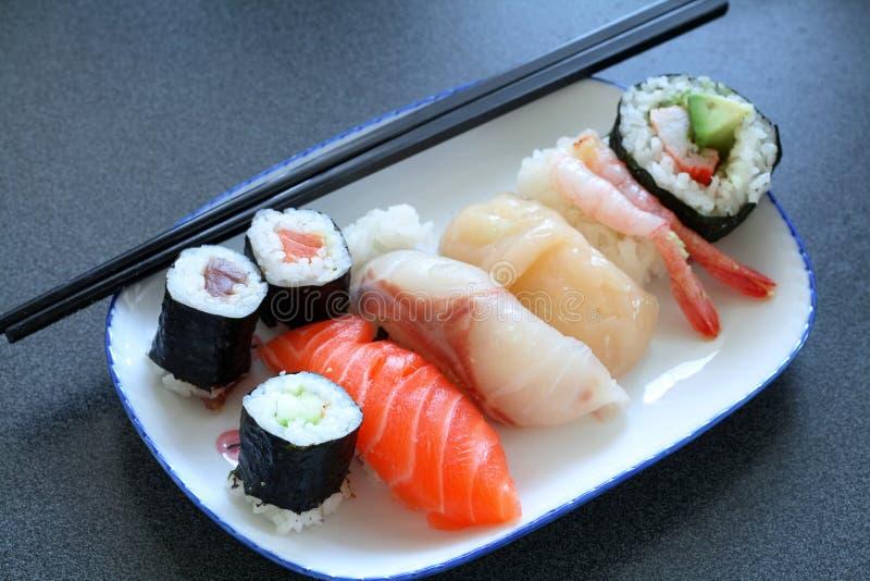 Serie japonesa del alimento fotografía de archivo libre de regalías