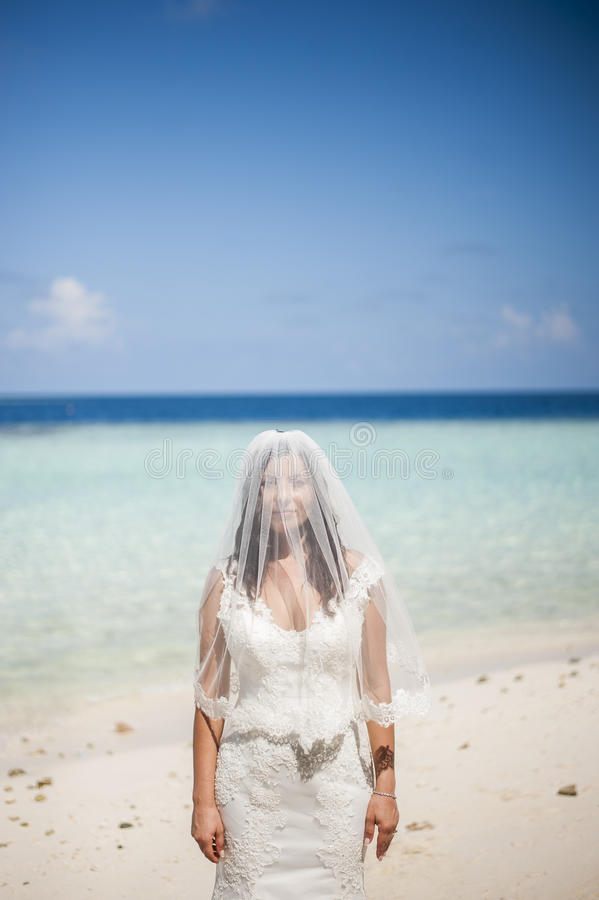 Serie Maldives fotografia royalty free