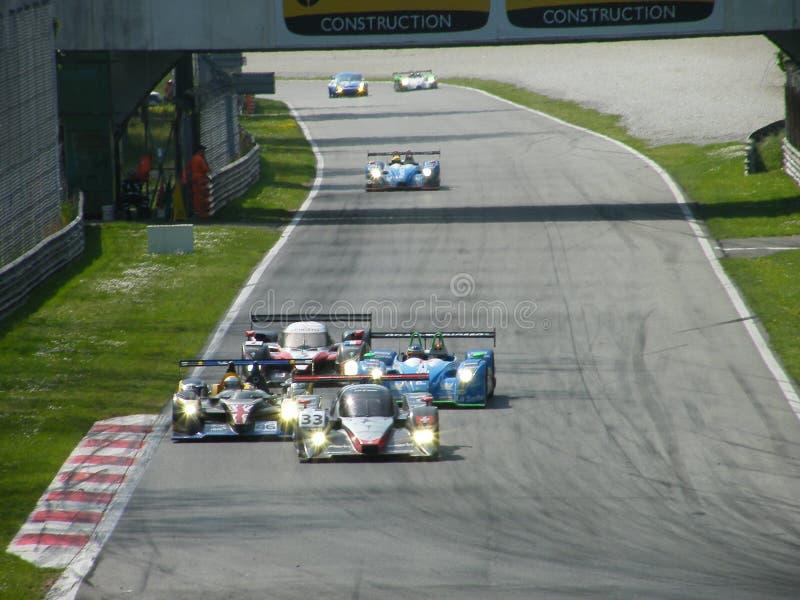 Serie Monza 4 de Le Mans imagen de archivo