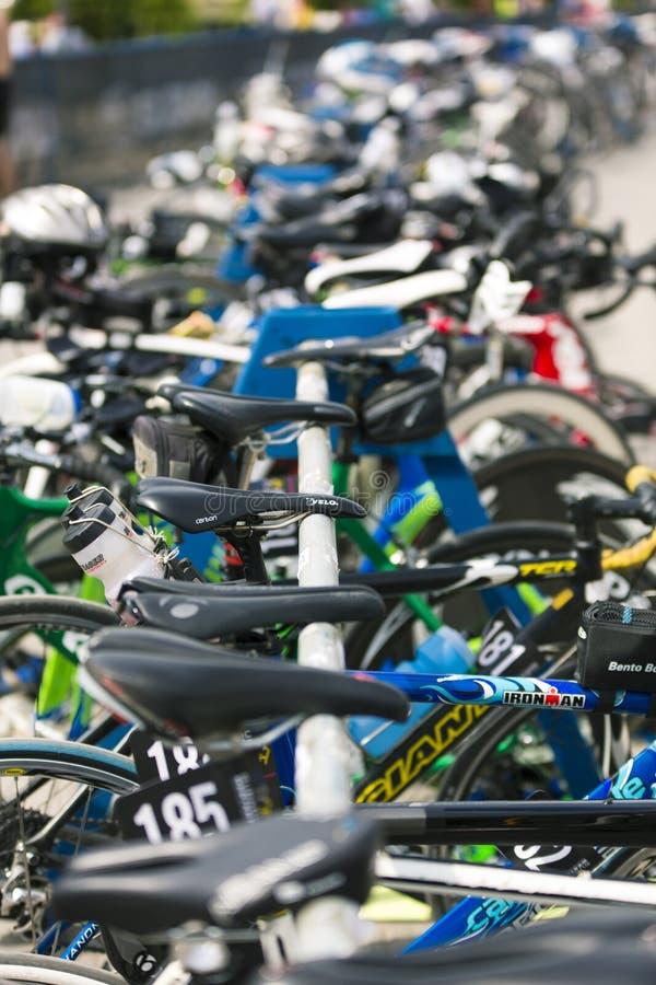 Serie occidental del Triathlon de Suburu imagen de archivo libre de regalías
