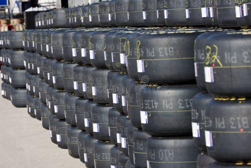 Serie Samsung della tazza di NASCAR Sprint il 2 aprile 500 immagine stock libera da diritti