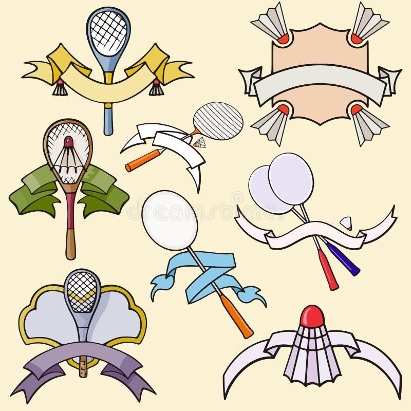 seriesportmall royaltyfri illustrationer
