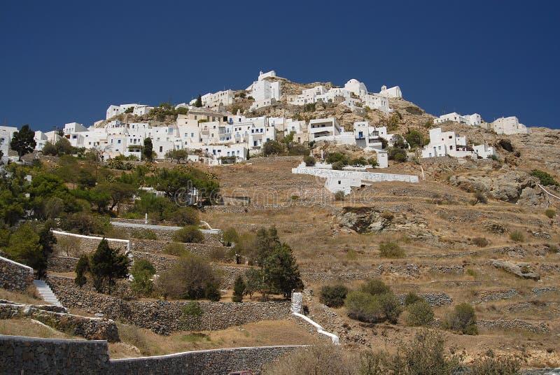 Serifo-Cicladi, Grecia immagini stock libere da diritti