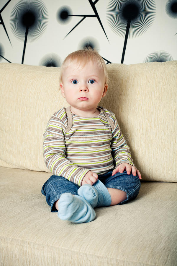 Download Serious Boy Stock Photography - Image: 12571422