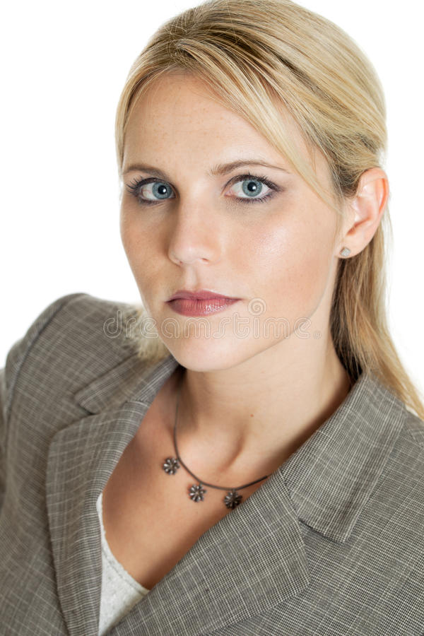 Free Serious Business Woman Stock Photo - 23033980