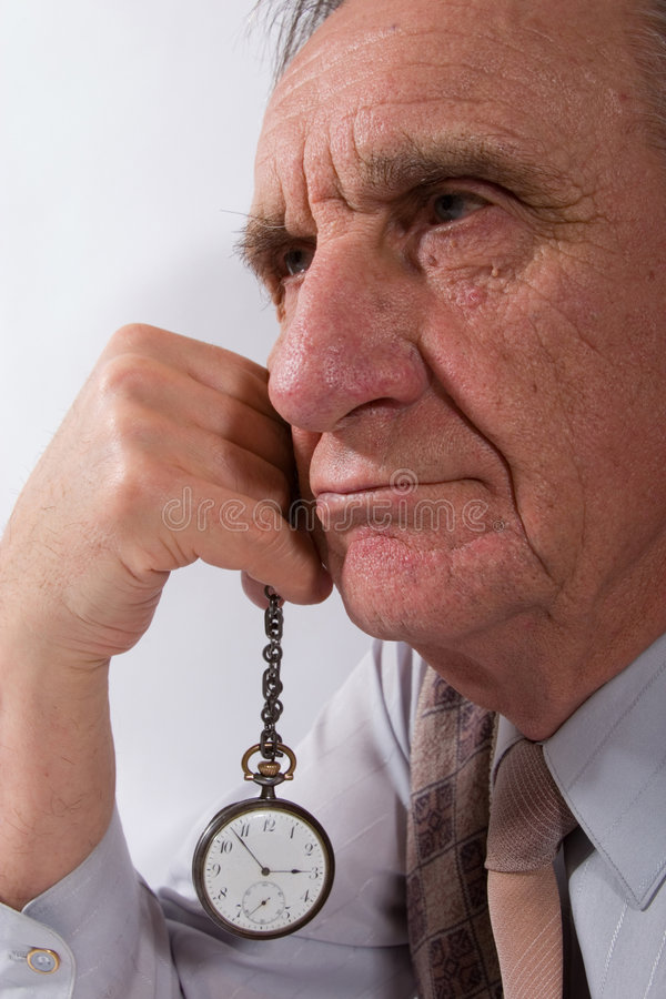 Download Serious old man stock image. Image of elderly, anger, grandfather - 1941091