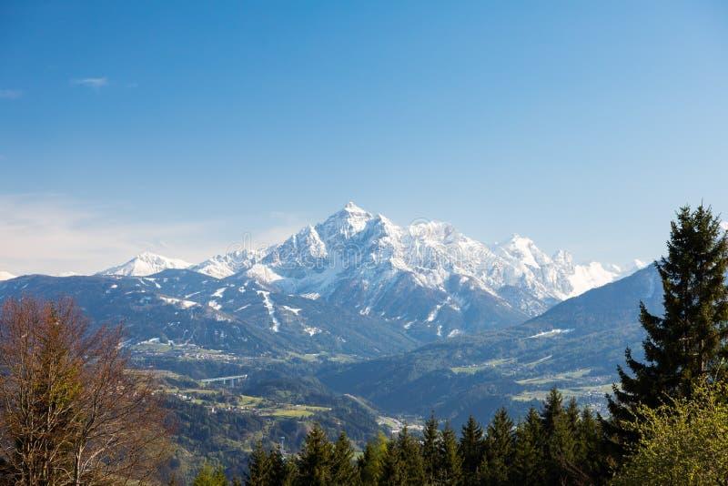Serles Waldrastspitze in Tyrol. Waldrastspitze at the Serles mountain in Tyrol, Austrian Alps royalty free stock photography