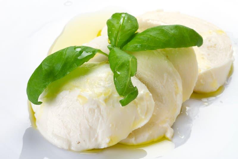 Serowa mozzarelli oleju oliwka