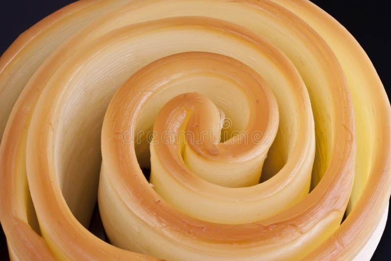 serowy parenica zdjęcie royalty free