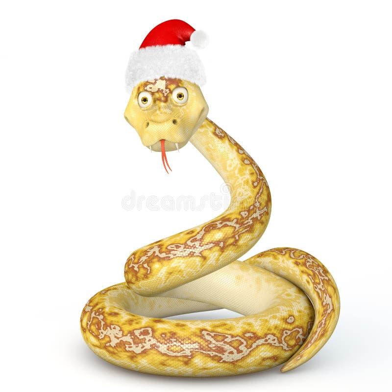 Serpent 2013 illustration stock