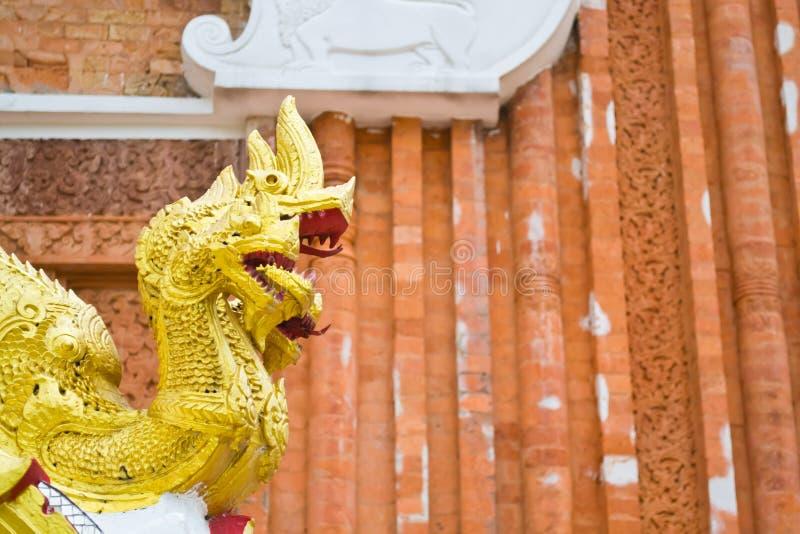 Download Serpent Sculpture stock photo. Image of golden, interior - 26511860