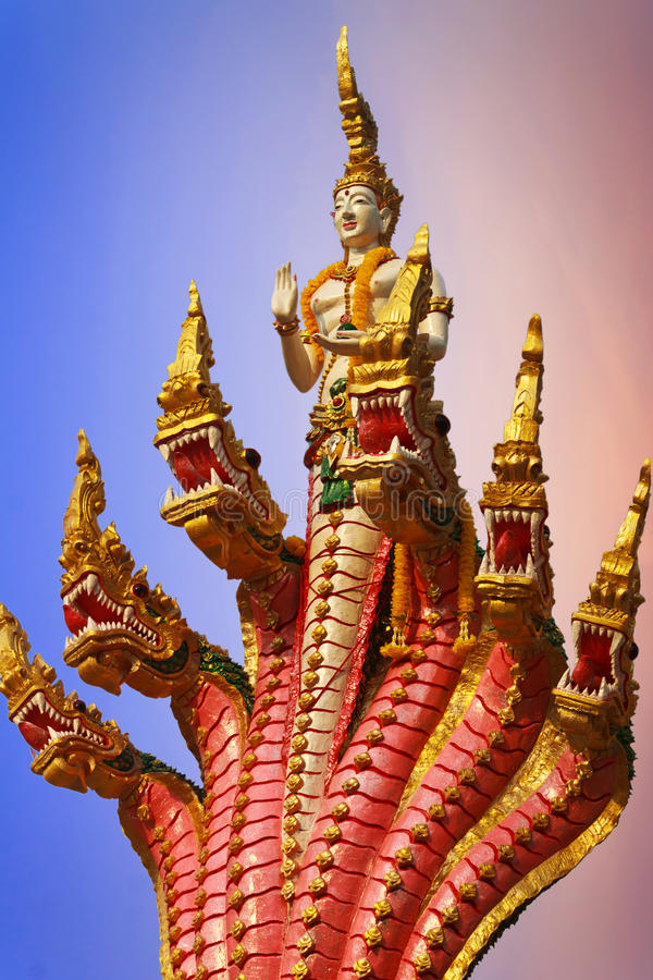 Download Serpent statue stock image. Image of asian, detail, ancient - 23833813