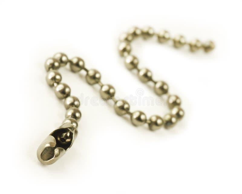 Serpente Chain 1 fotografia de stock