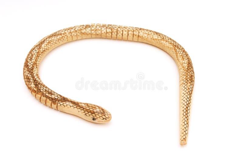 Serpente do brinquedo imagem de stock royalty free