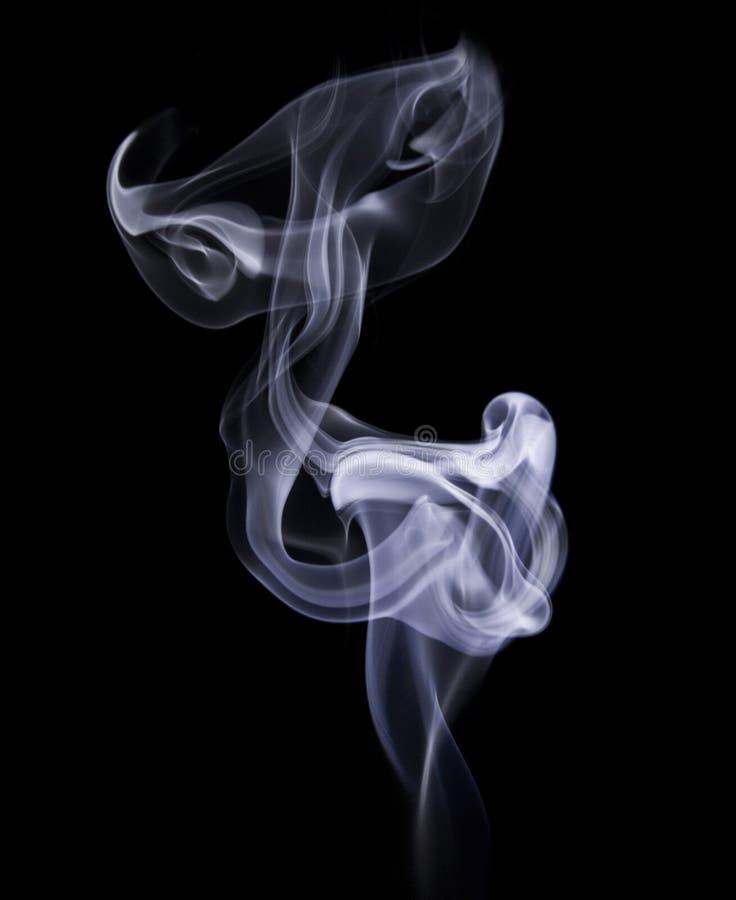 Serpente fumarento fotos de stock royalty free