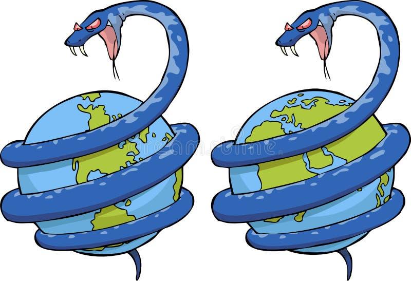 Serpente no mundo