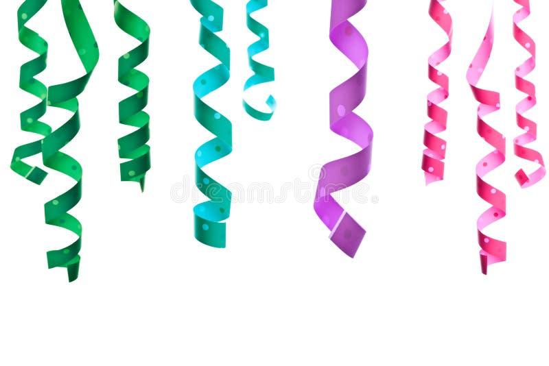 Serpentina multicolora fotos de archivo
