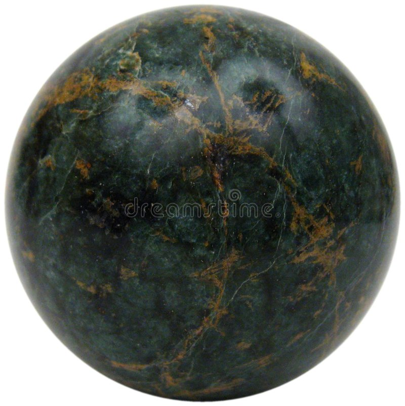 Free Serpentine Orb Royalty Free Stock Image - 6487596