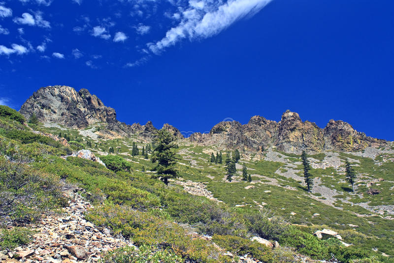 Serra Buttes foto de stock royalty free
