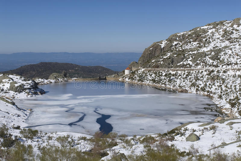 Serra DA Estrela - Portugal - Europa foto de archivo libre de regalías