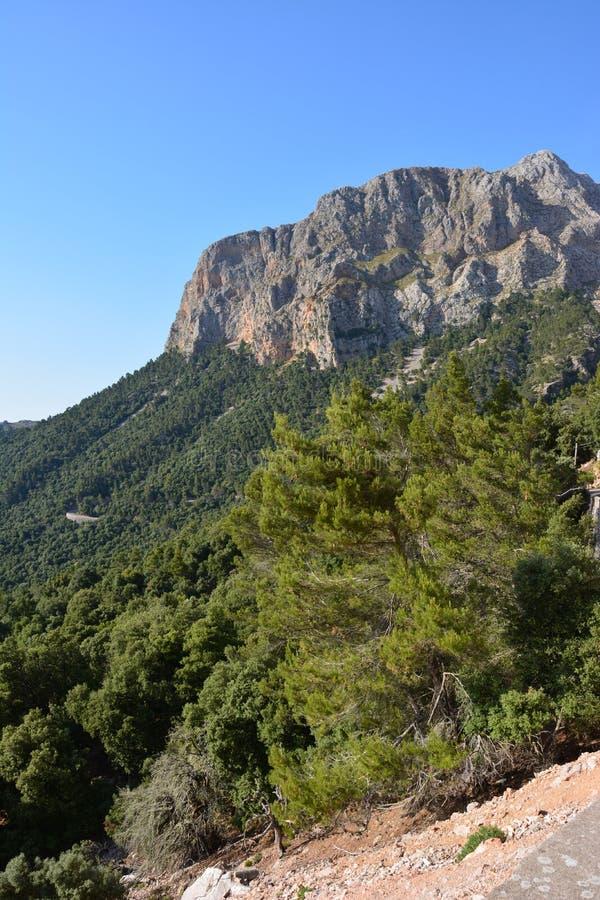Download Serra de Tramuntana photo stock. Image du roche, north - 56485708