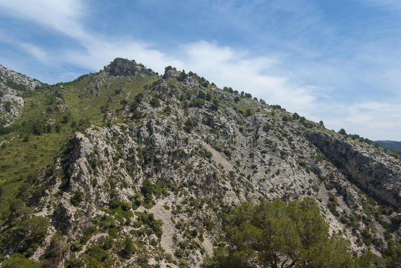 Download Serra De Tramuntana Royalty Free Stock Photography - Image: 33695137